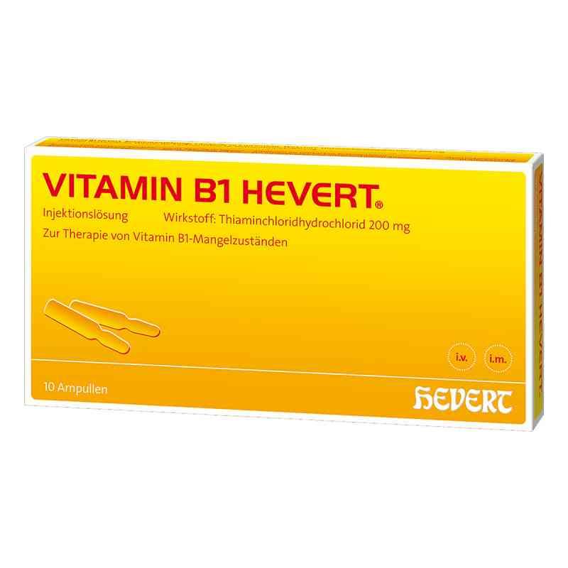 Vitamin B1 Hevert Ampullen  bei deutscheinternetapotheke.de bestellen