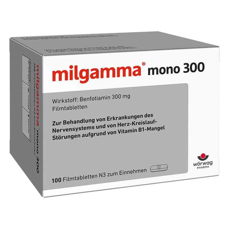 Milgamma mono 300 Filmtabletten  bei deutscheinternetapotheke.de bestellen