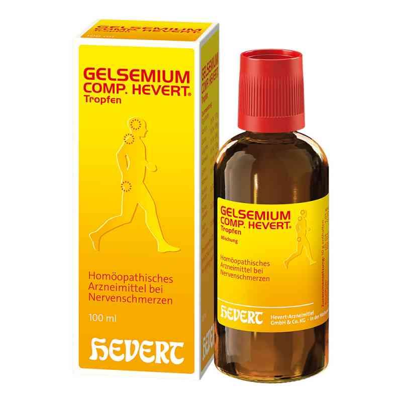 Gelsemium Comp. Hevert Tropfen  bei deutscheinternetapotheke.de bestellen