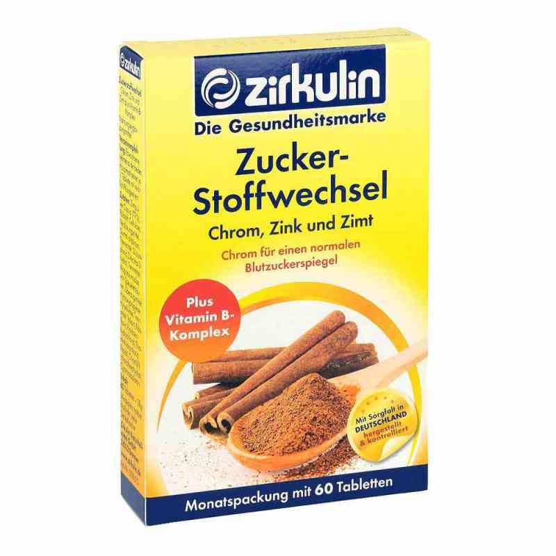 Zirkulin Zuckerstoffwechsel Zimt Plus Tabletten  bei deutscheinternetapotheke.de bestellen