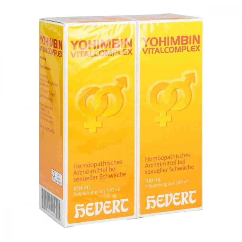Yohimbin Vitalcomplex Hevert Tropfen  bei deutscheinternetapotheke.de bestellen