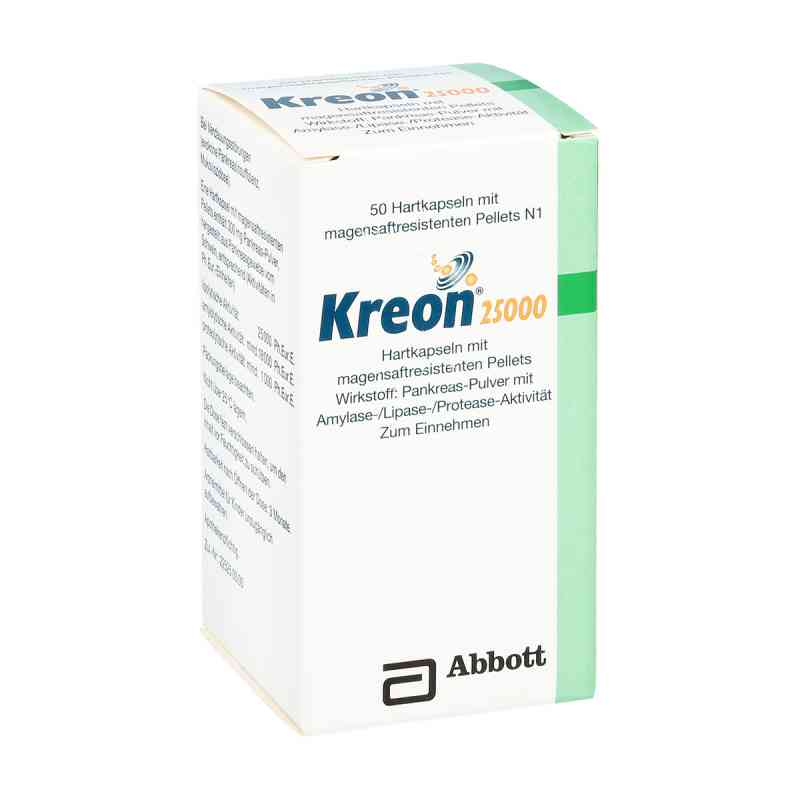 Kreon 25000  bei deutscheinternetapotheke.de bestellen