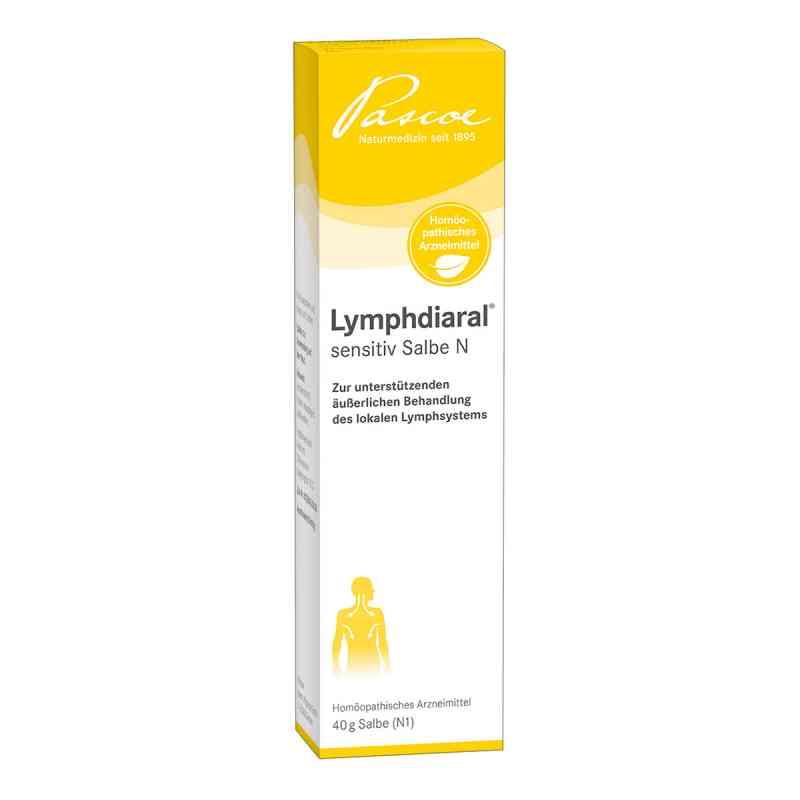 Lymphdiaral Sensitiv Salbe N  bei deutscheinternetapotheke.de bestellen