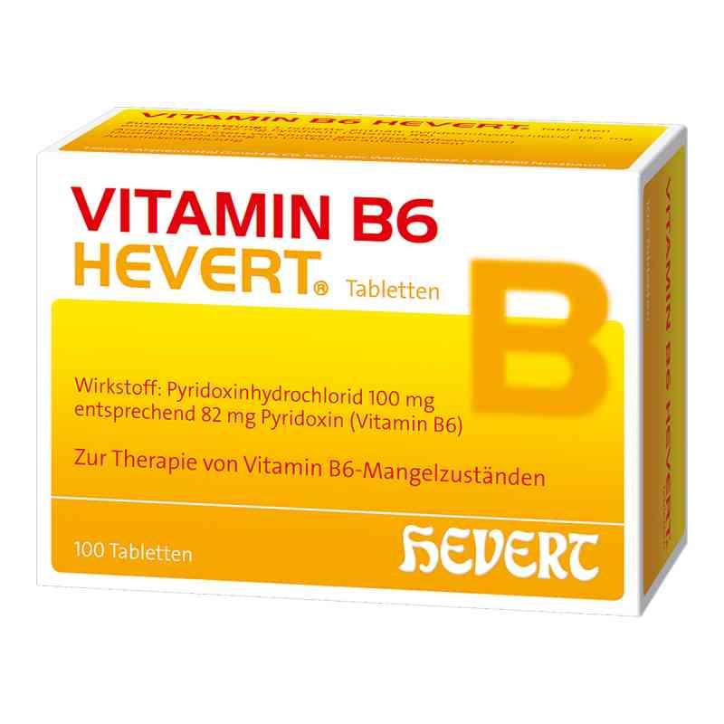 Vitamin B6 Hevert Tabletten  bei deutscheinternetapotheke.de bestellen