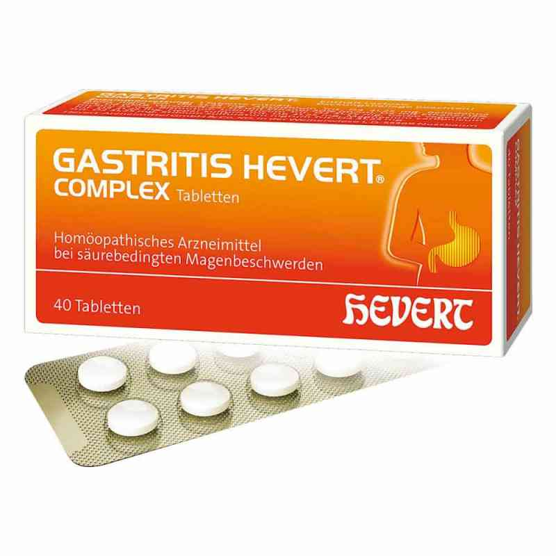 Gastritis Hevert Complex Tabletten  bei deutscheinternetapotheke.de bestellen