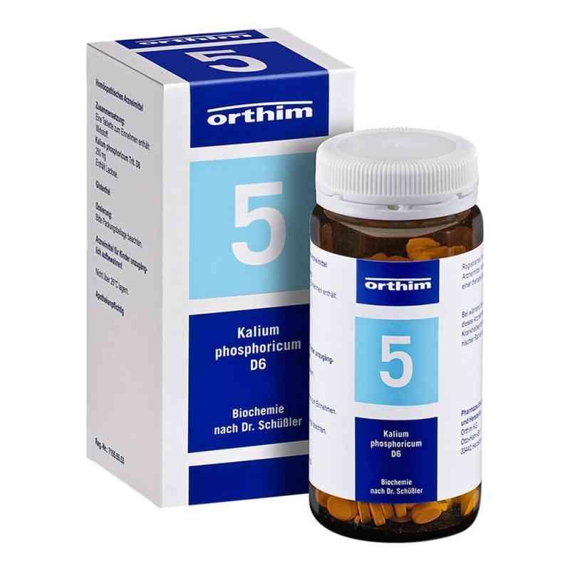 Biochemie Orthim 5 Kalium phosphoricum D 6 Tabletten   bei deutscheinternetapotheke.de bestellen