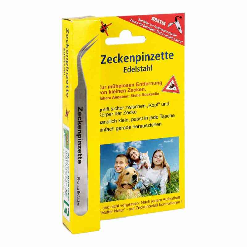 Zeckenpinzette Chirurgenstahl  bei deutscheinternetapotheke.de bestellen