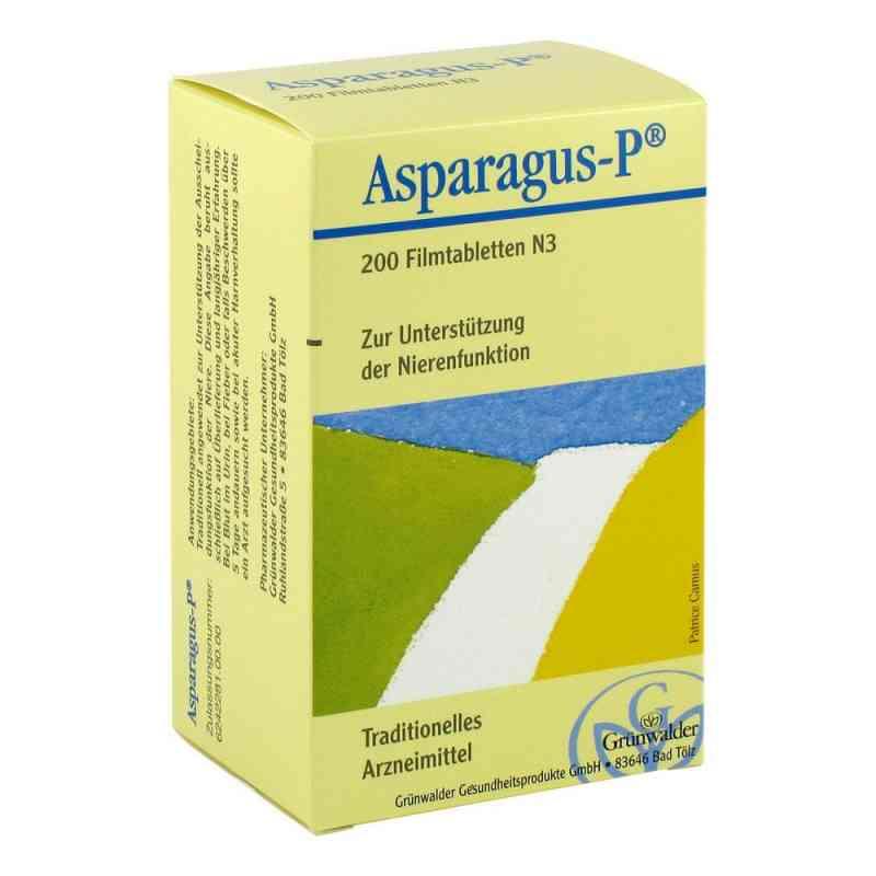 Asparagus-P  bei deutscheinternetapotheke.de bestellen