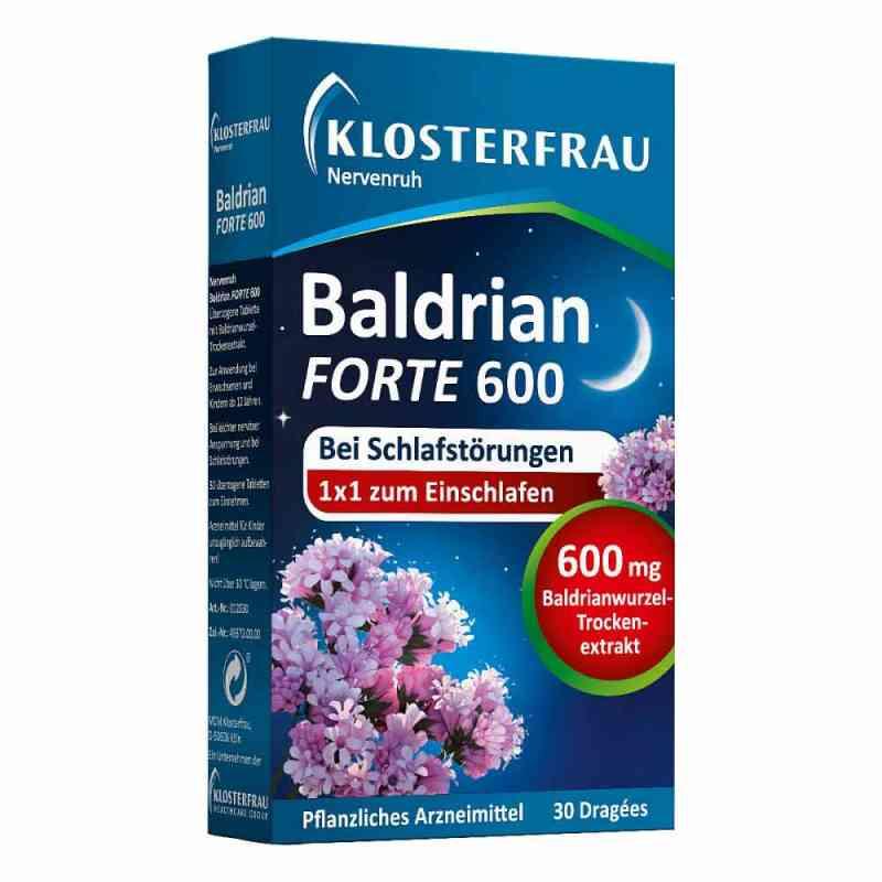 Nervenruh Baldrian Forte 600  bei deutscheinternetapotheke.de bestellen