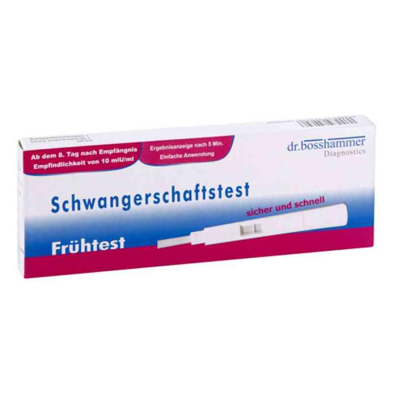 Schwangerschaftstest Frühtest  bei deutscheinternetapotheke.de bestellen