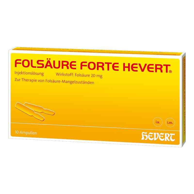 Folsäure Hevert forte Ampullen  bei deutscheinternetapotheke.de bestellen