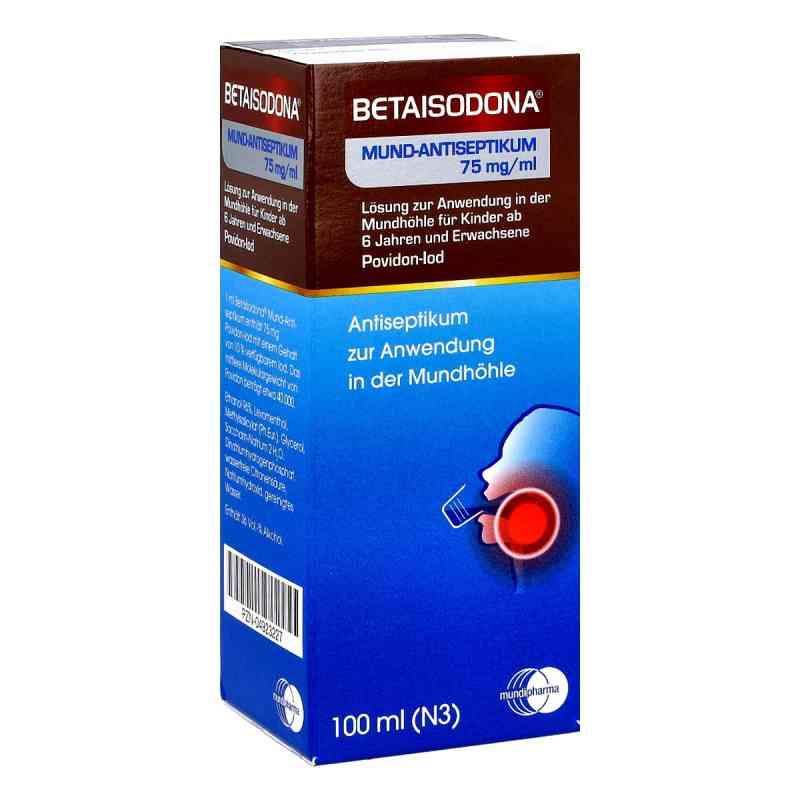 Betaisodona Mund-Antiseptikum  bei deutscheinternetapotheke.de bestellen