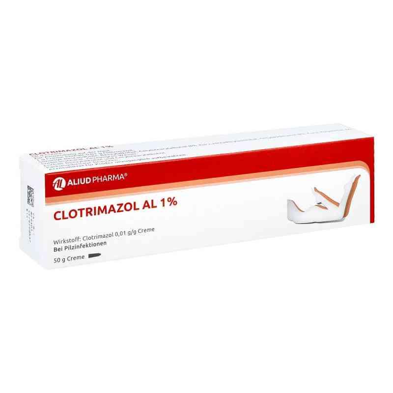 Clotrimazol AL 1%  bei deutscheinternetapotheke.de bestellen