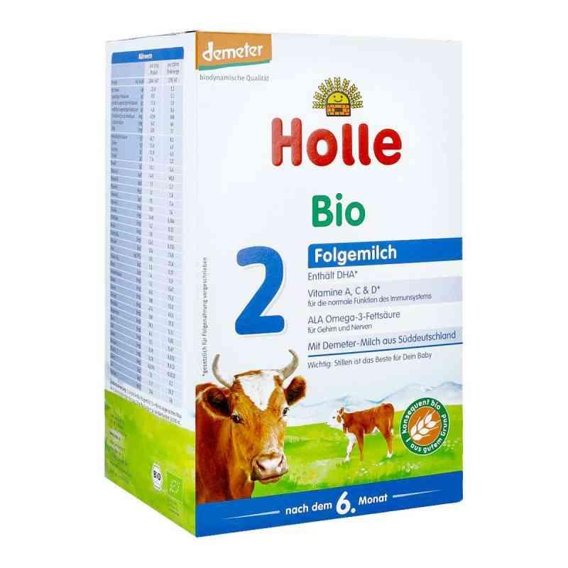 Holle Bio Säuglings Folgemilch 2  bei deutscheinternetapotheke.de bestellen