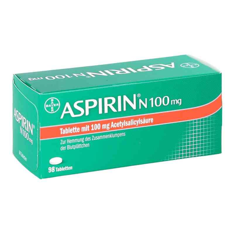 Aspirin N 100mg  bei deutscheinternetapotheke.de bestellen