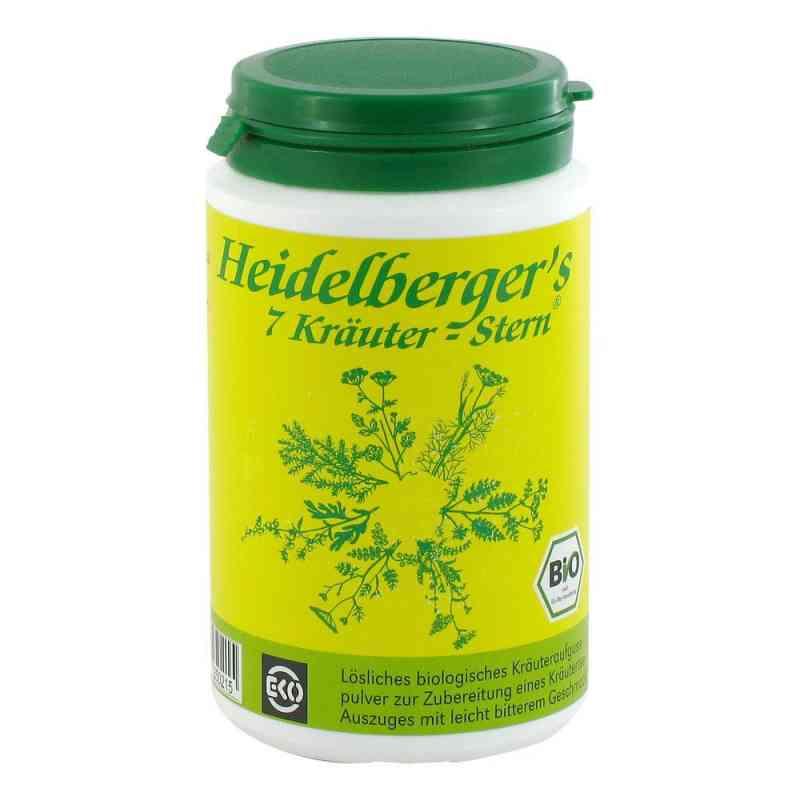 Bio Heidelbergers 7 Kräuter Stern Tee  bei deutscheinternetapotheke.de bestellen