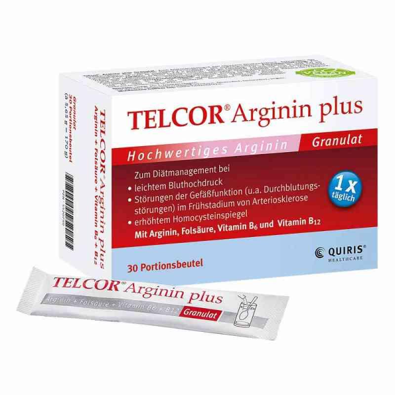 Telcor Arginin plus Beutel  Granulat  bei deutscheinternetapotheke.de bestellen