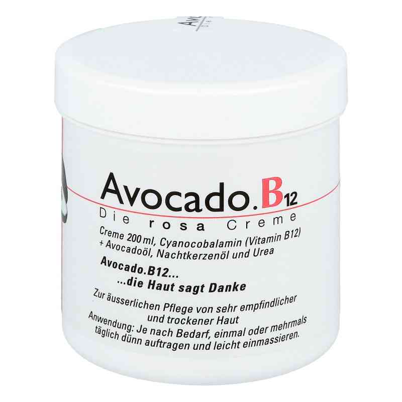Avocado B 12 Creme  bei deutscheinternetapotheke.de bestellen