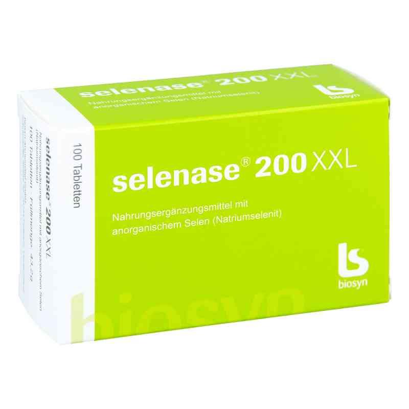 Selenase 200 Xxl Tabletten  bei deutscheinternetapotheke.de bestellen