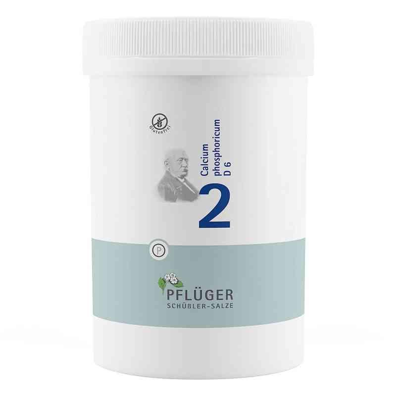Biochemie Pflüger 2 Calcium phosphoricum D6 Tabletten  bei deutscheinternetapotheke.de bestellen
