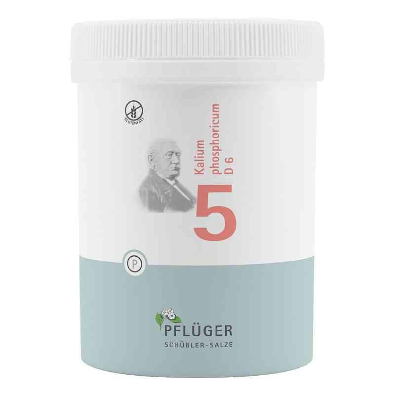 Biochemie Pflüger 5 Kalium phosphoricum D6 Tabletten  bei deutscheinternetapotheke.de bestellen