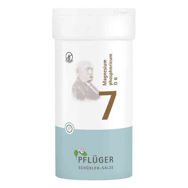 Biochemie Pflüger 7 Magnesium phosphoricum D6 Tabletten  bei deutscheinternetapotheke.de bestellen
