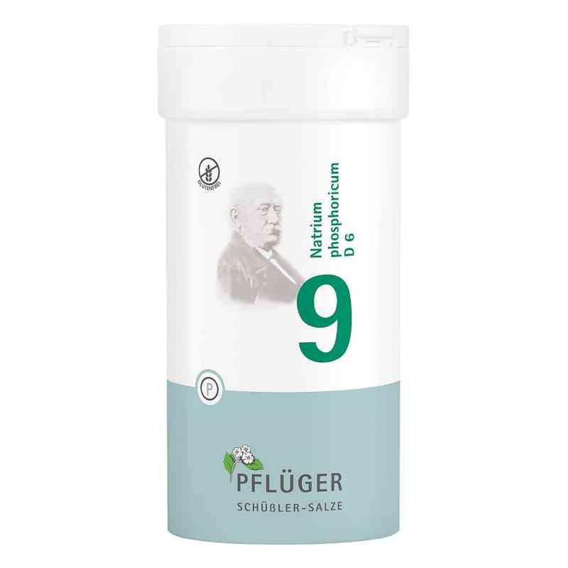 Biochemie Pflüger 9 Natrium phosphoricum D6 Tabletten  bei deutscheinternetapotheke.de bestellen