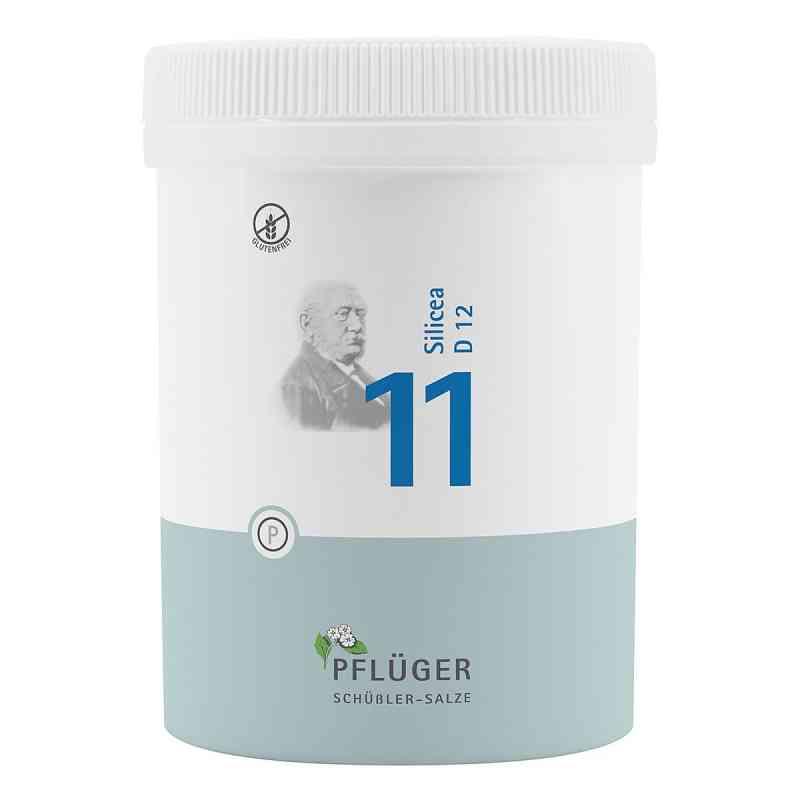 Biochemie Pflüger 11 Silicea D12 Tabletten  bei deutscheinternetapotheke.de bestellen
