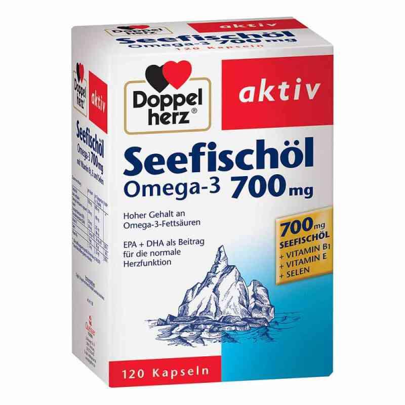 Doppelherz Seefischöl Omega-3 700 mg Kapseln  bei deutscheinternetapotheke.de bestellen