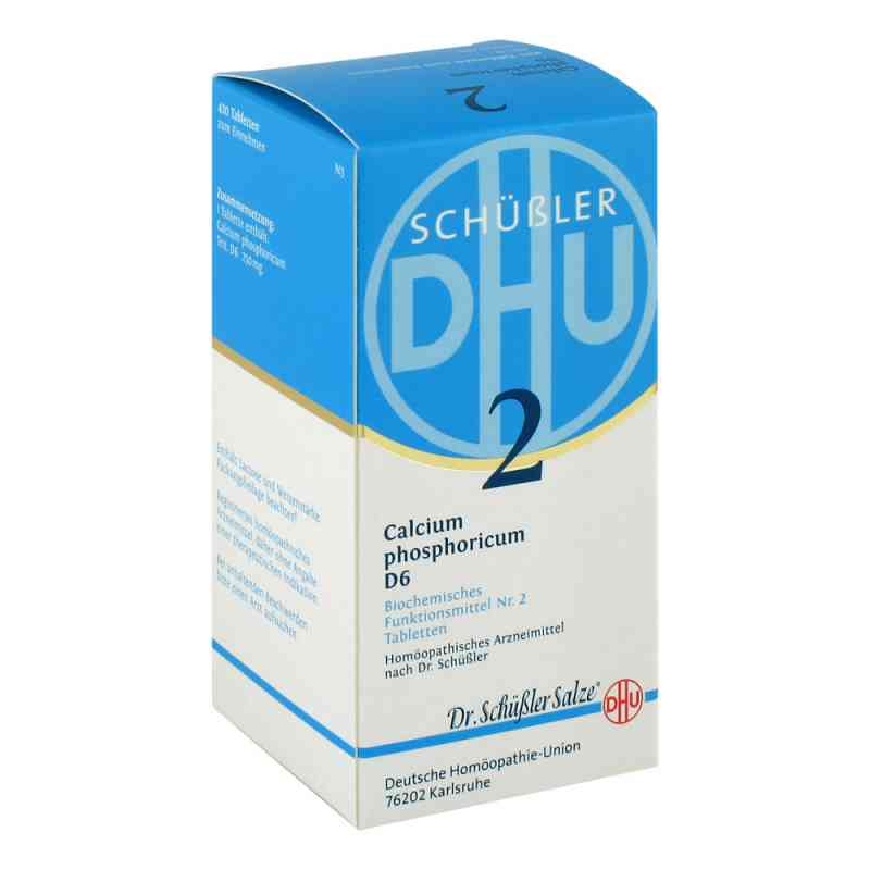 Biochemie Dhu 2 Calcium phosphorus D6 Tabletten  bei deutscheinternetapotheke.de bestellen