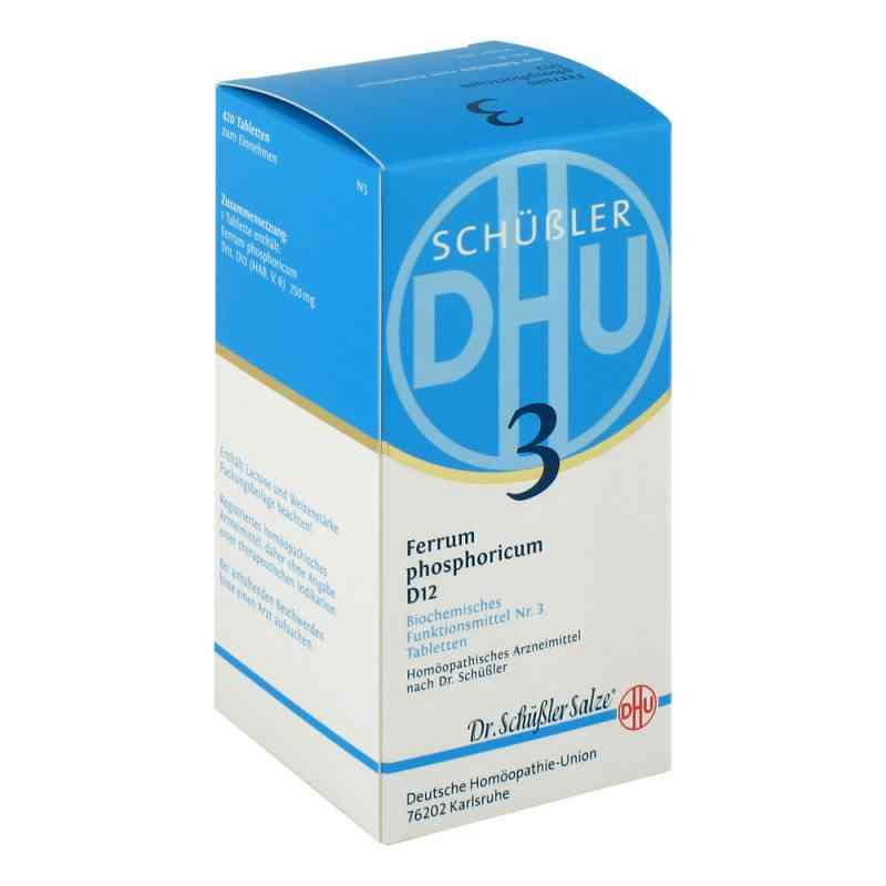 Biochemie Dhu 3 Ferrum phosphorus D12 Tabletten  bei deutscheinternetapotheke.de bestellen