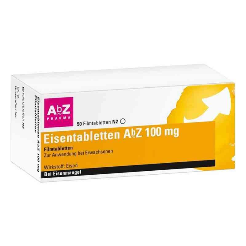 Eisentabletten AbZ 100mg  bei deutscheinternetapotheke.de bestellen
