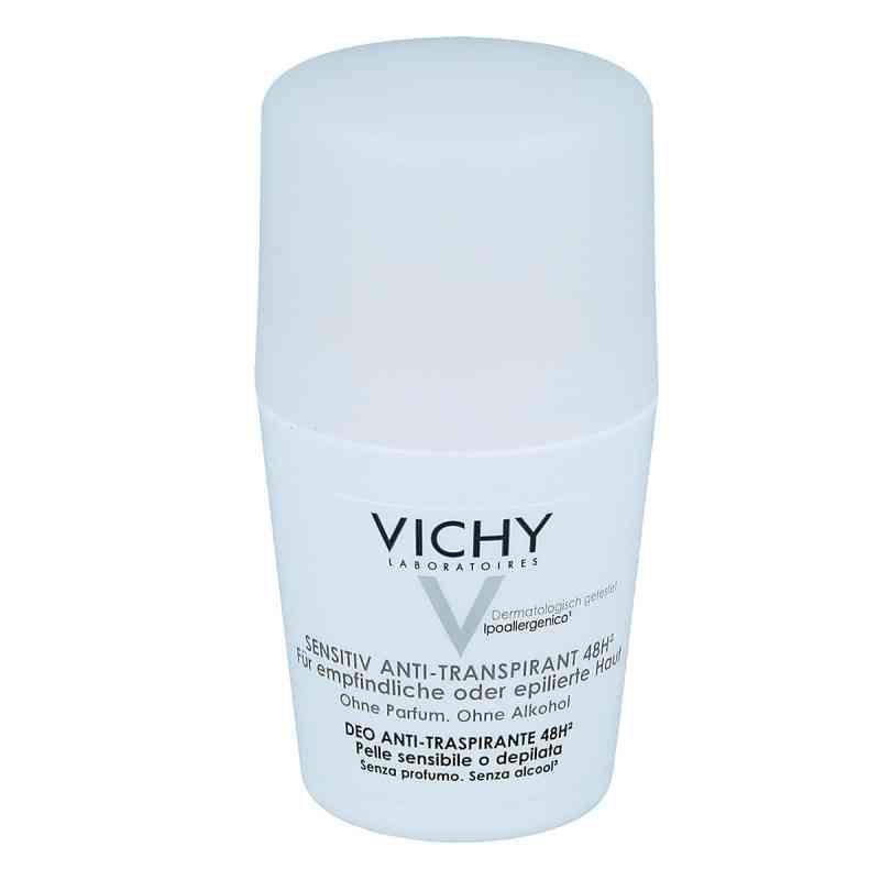 Vichy Deo Roll on Sensitiv Anti Transpirant 48h  bei deutscheinternetapotheke.de bestellen