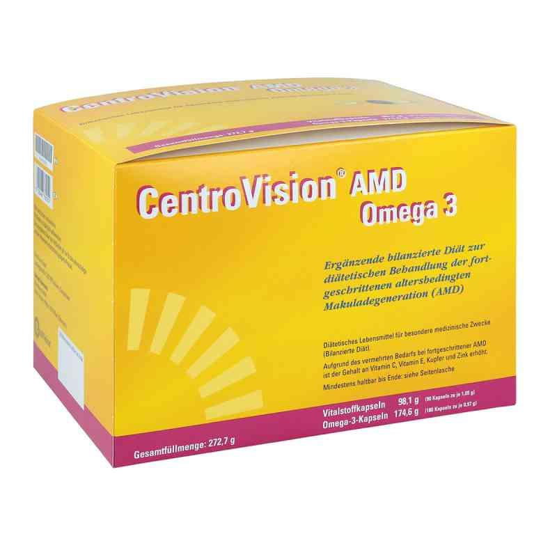 Centrovision Amd Omega 3 Kapseln  bei deutscheinternetapotheke.de bestellen