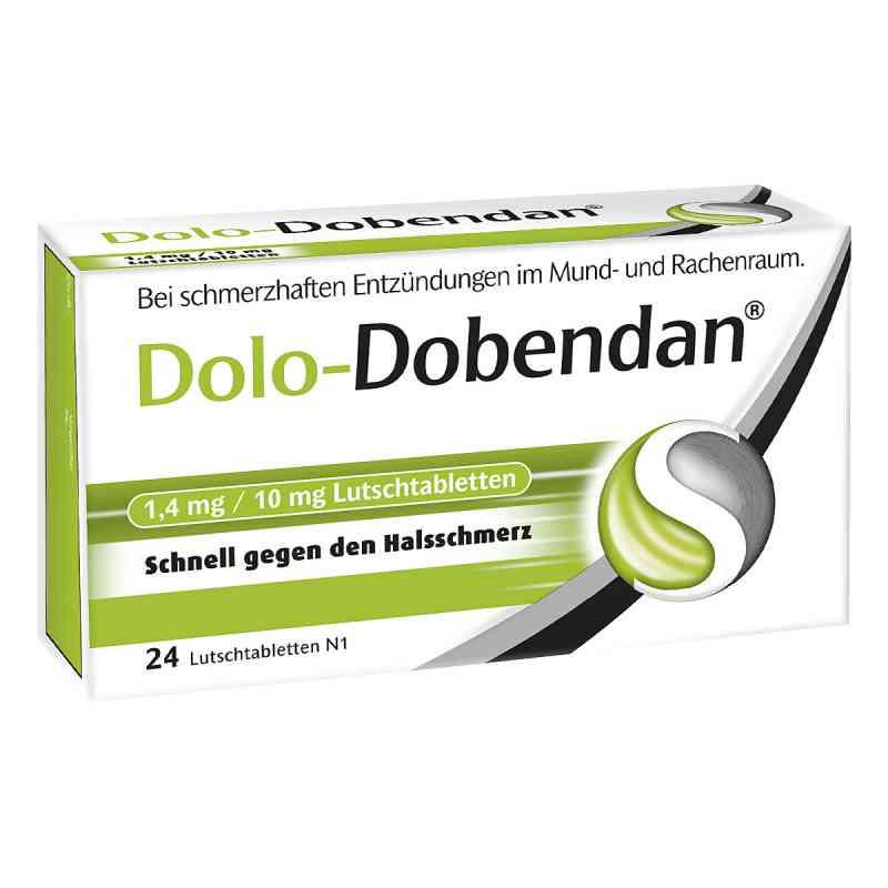 Dolo-Dobendan gegen Halsschmerzen 1,4mg/10mg  bei deutscheinternetapotheke.de bestellen