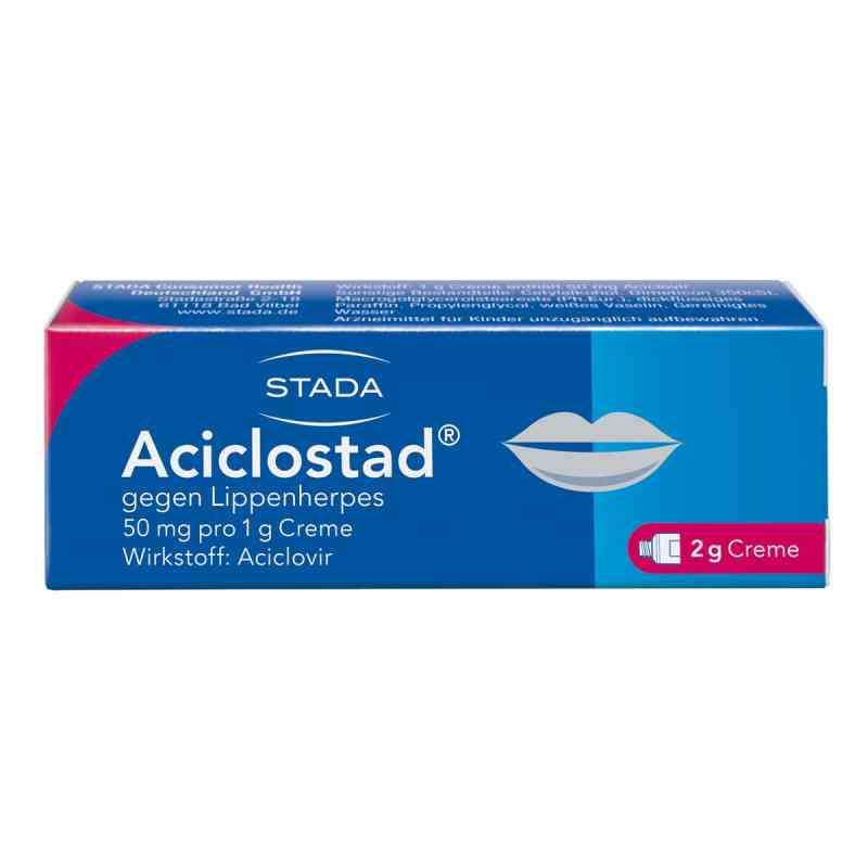 Aciclostad gegen Lippenherpes 50mg pro 1g  bei deutscheinternetapotheke.de bestellen