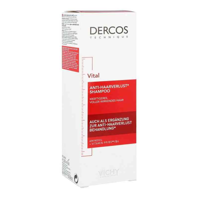 Vichy Dercos Vital Shampoo mit Aminexil  bei deutscheinternetapotheke.de bestellen