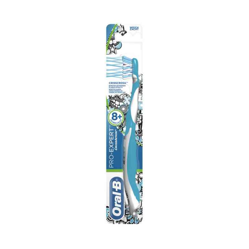 Oral B Proexpert Crossaction 8+ Jahren Zahnbürste   bei deutscheinternetapotheke.de bestellen