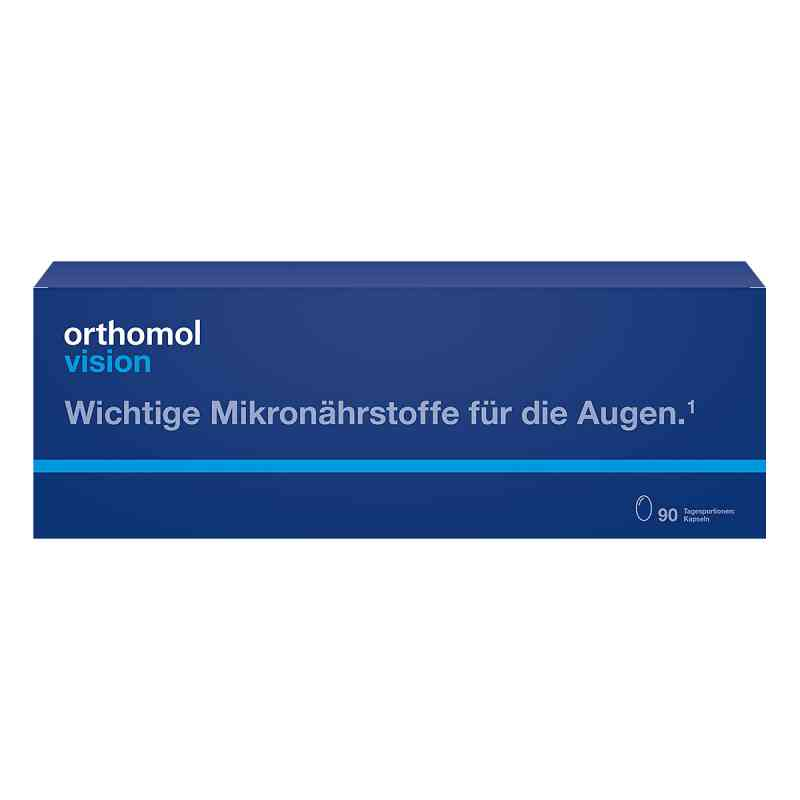 Orthomol Vision Kapseln  bei deutscheinternetapotheke.de bestellen