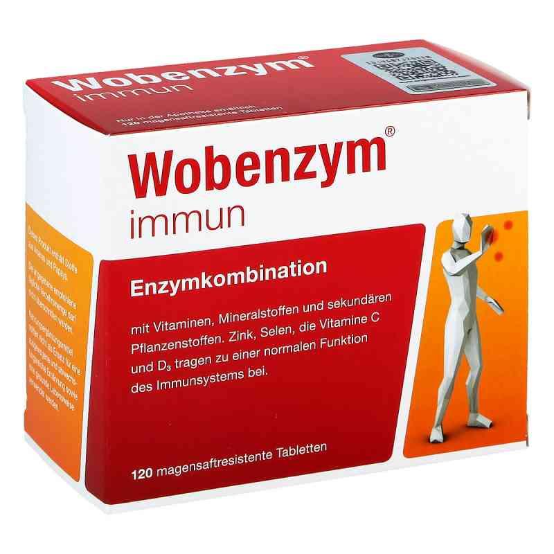 Wobenzym immun Tabletten  bei deutscheinternetapotheke.de bestellen