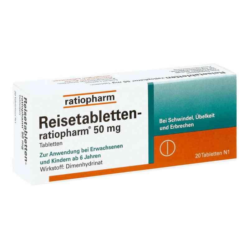 Reisetabletten-ratiopharm  bei deutscheinternetapotheke.de bestellen