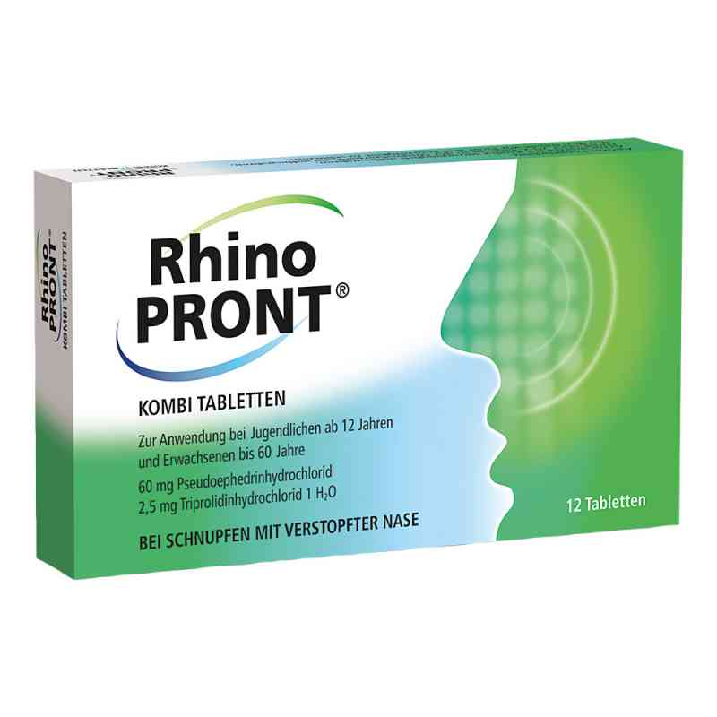 Rhinopront Kombi Tabletten  bei deutscheinternetapotheke.de bestellen
