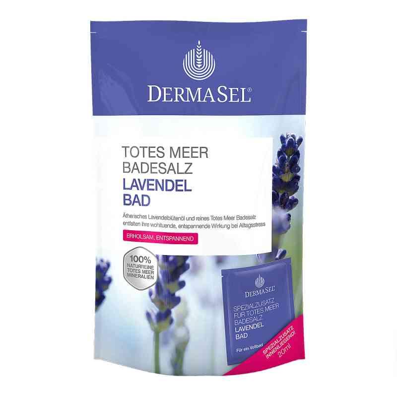Dermasel Totes Meer Badesalz+lavendel Spa  bei deutscheinternetapotheke.de bestellen