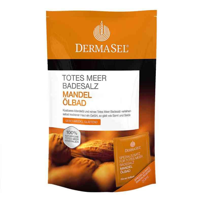 Dermasel Totes Meer Badesalz+mandel Spa  bei deutscheinternetapotheke.de bestellen