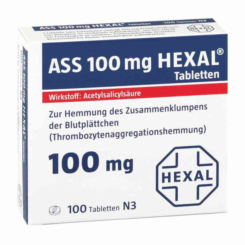 ASS 100mg HEXAL  bei deutscheinternetapotheke.de bestellen