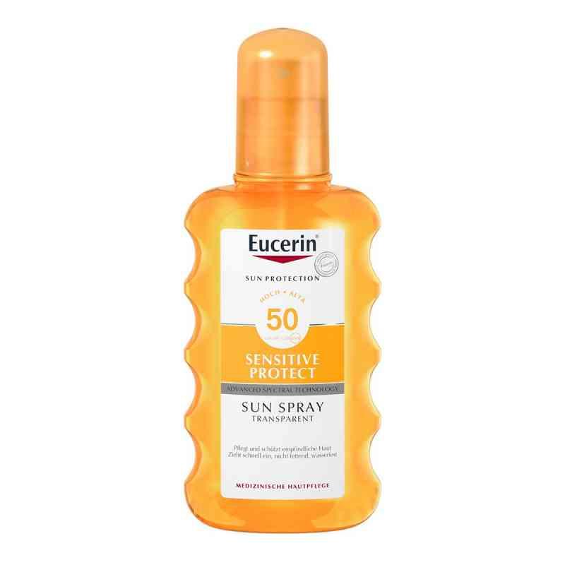 Eucerin Sun Transparent Spray  bei deutscheinternetapotheke.de bestellen