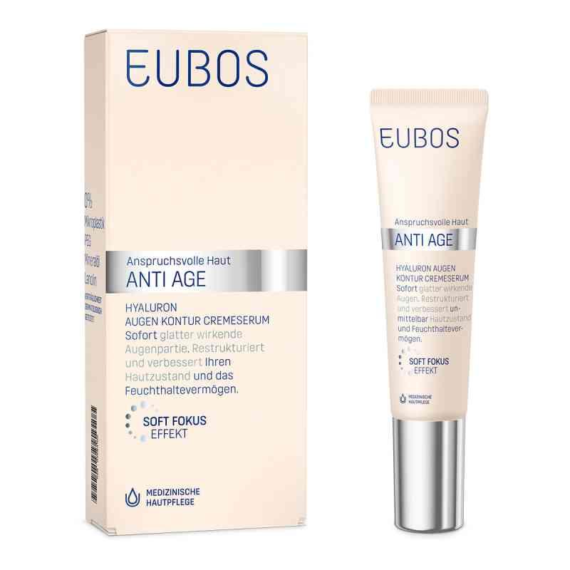 Eubos Sensitive Hyaluron Augen Kontur Cremeserum  bei deutscheinternetapotheke.de bestellen