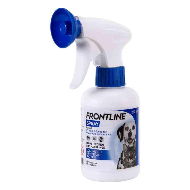 Frontline veterinär  Spray  bei deutscheinternetapotheke.de bestellen