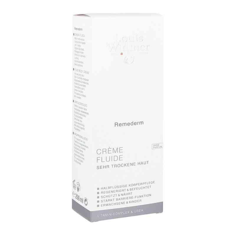 Widmer Remederm Creme Fluide unparfümiert  bei deutscheinternetapotheke.de bestellen