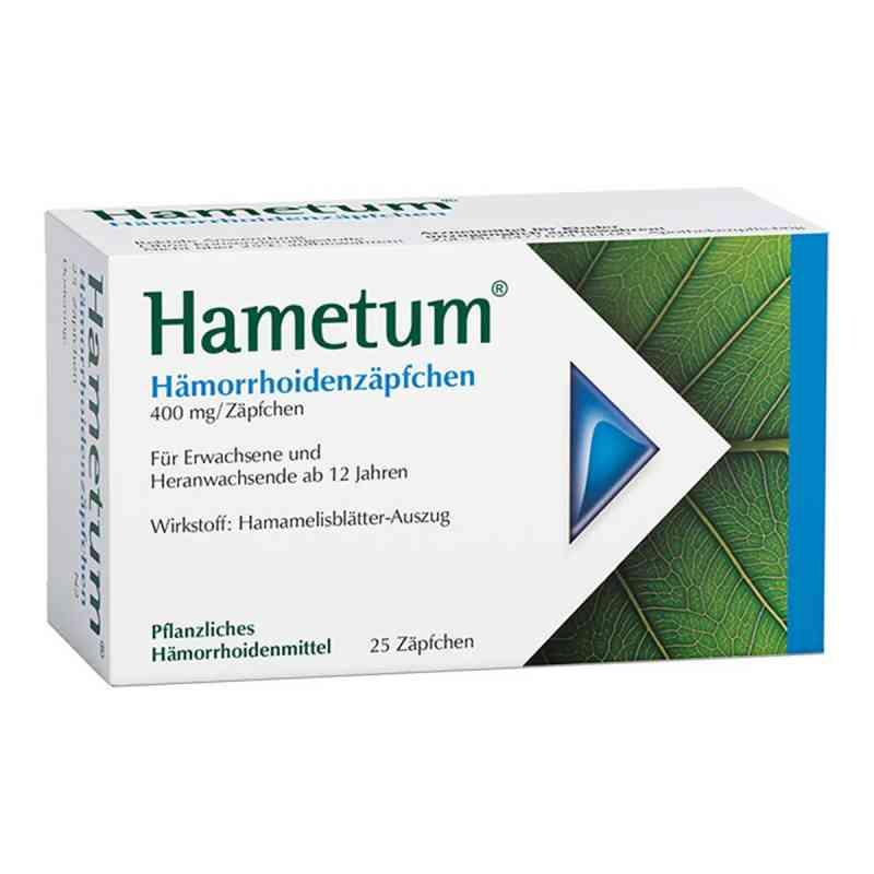 Hametum Hämorrhoidenzäpfchen  bei deutscheinternetapotheke.de bestellen